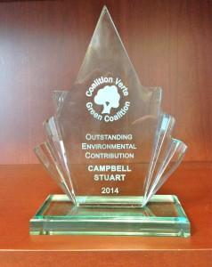 OEC award 2014